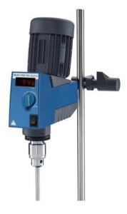 IKA RW20 数显型 悬臂式机械搅拌器