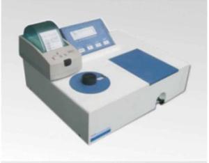 紫外可见分光光度计UV754PC
