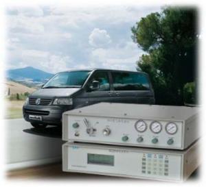 车载式GC2010AD绝缘油溶解气分析气相色谱仪
