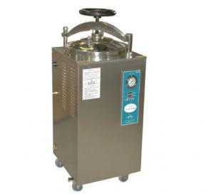 博迅YXQ-75SII立式压力蒸汽灭菌器