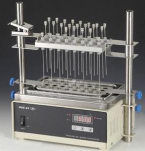 液相色譜儀配套產品HSC-24A氮吹儀