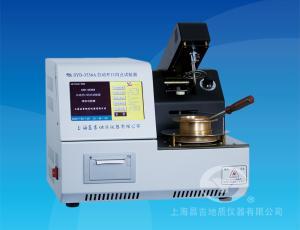 昌吉SYD-3536A微电脑开口闪点自动试验器