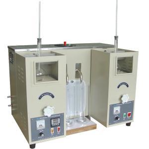 昌吉SYD-6536A石油产品蒸馏试验器(双管)