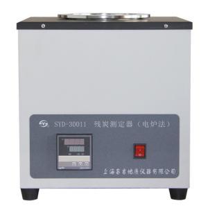 昌吉SYD-30011数控电炉法残炭试验器