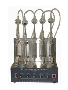 昌吉SYD-380B石油产品硫含量试验器(燃灯法)