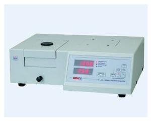 UV-2100型紫外可見分光光度計