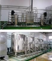 食品饮料纯水矿泉水设备
