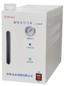 廠家供應 低噪音空氣泵 雙級減壓空氣泵 AA2000純凈空氣發生器