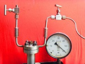 高壓氣體連接式反應釜
