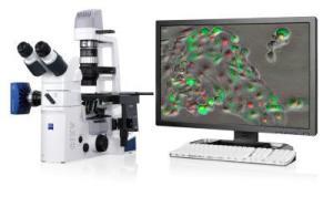 Axio Vert.A1倒置式显微镜