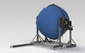 旋转积分球-蓝菲光学CA-11298