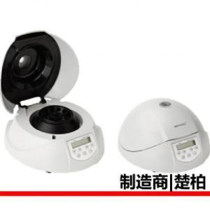 上海楚柏M-Spin小型数显台式高速离心机