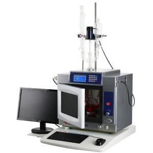 電腦微波固液相合成萃取儀