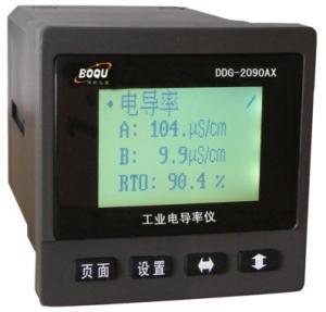 上海博取DDG-2090AX卡箍式电导率仪/卫生型电导率仪/卡盘型电导率仪