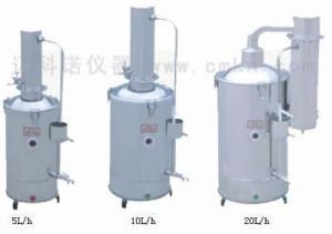 HSZ-10 不锈钢蒸馏水器