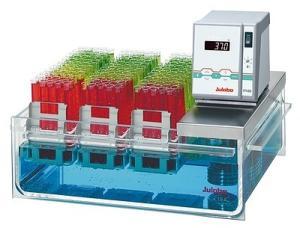 透明加热浴槽循环器/水浴