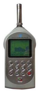 AWA6228-6多功能声级计(配置6,1级,1/1 OCT分析和统计分析,含AH40打印机)
