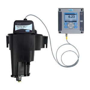 FilterTrak 660 sc 超低量程浊度仪