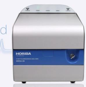 HORIBA X-ray 荧光光谱仪