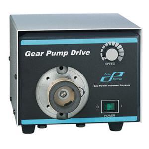 适用于Micropump A-Mount 泵头的Cole-Parmer变速型分体式驱动系统