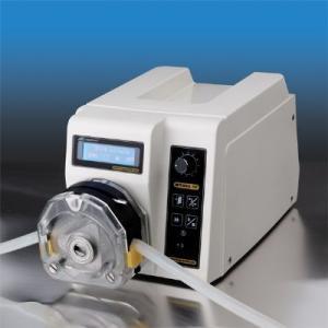 灌装蠕动泵WT600-1F 实验室及小批量生产使用,直流无刷电机,适合多泵头串联