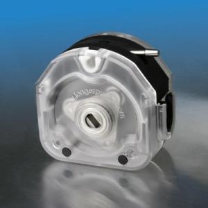 快装型蠕动泵泵头KZ25 刚性好,结构稳定,化学稳定性好,耐高温,PPS+PS+SS