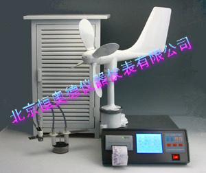 数字气象仪/数字气象站(风向,风速,温度,湿度)