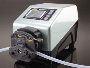 杰恒-WT600EL-铝合金封闭机箱高防护蠕动泵