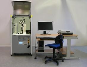 MultiScanner x-光扫描成像年轮分析
