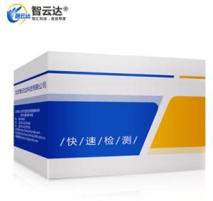 智云达碘盐含碘量快速检测试剂盒50次装/盒