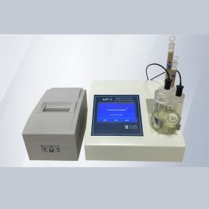 禾工AKF-3库仑法卡尔费休微量水分测定仪