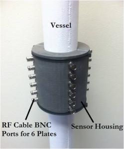 电容层析成像仪器 ECT