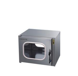 浙江孚夏化外600型电子互锁不锈钢传递窗