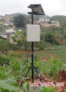 土壤墒情与旱情管理系统TZS-GPRS阶段性记录