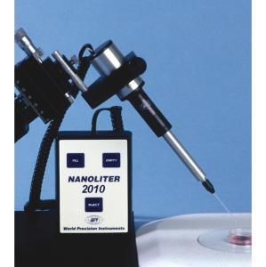 超微量注射泵Nanoliter 2010 (含玻璃毛细管)