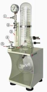 來亨L-606蒸餾冷凝器
