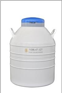 成都金鳳儲存型液氮生物容器