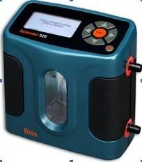 美國 BIOS  Defender 510氣體流量計