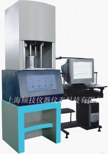 供应 倾技QJHY-L无转子硫化测试机