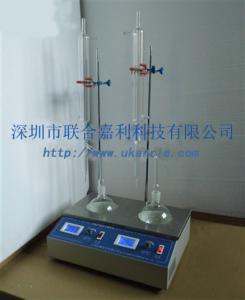 KA-111 石油產品手動水分測定儀(雙聯)