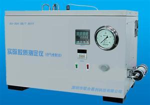KA-304 車用汽油和航空燃料實際膠質測定儀