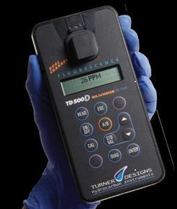 紫外含油检测仪TD-500D