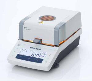 梅特勒HE53卤素水分测定仪