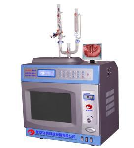 雙頻超聲波微波紫外光組合催化合成儀