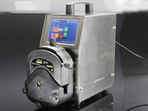 杰恒WT-600EAS/353Y無刷驅動工業級蠕動泵