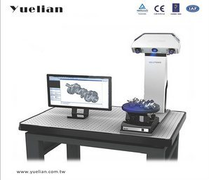 韩国进口REXCAN CS+ 500万像素蓝光3D扫描仪