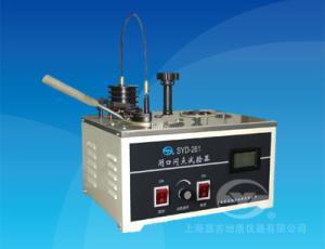 昌吉SYD-261(1991年标准) 闭口闪点试验器