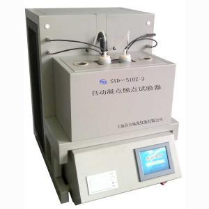 昌吉SYD-510Z-3型 自动凝点倾点试验器