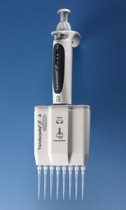 Transferpette® S -8八通道移液器,可调量程多通道微量移液器 货号: 703712