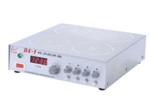 上海梅颖浦84-1,84-A四工位六工位磁力搅拌器